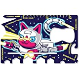 Limited Edition: RETRO Wallet Ninja - 18 in 1 Credit Card ...