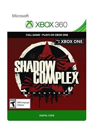 Shadow Complex - Xbox 360 / Xbox One Digital Code by Microsoft