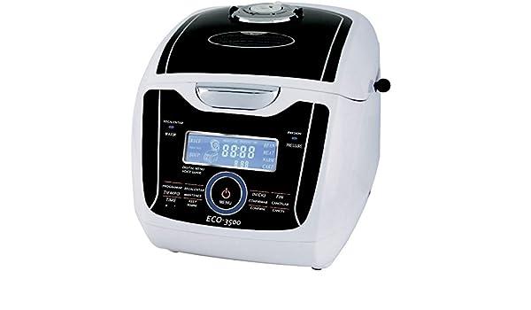 ECO-DE ECO-3500 Robot de cocina con voz Luxury Chef, 1250 W ...