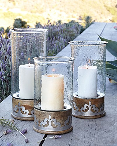 (Large Heritage Collection Candleholder, MULTI COLORS )