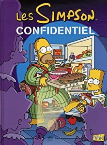"""Afficher """"Les Simpson n° 26 Confidentiel"""""""
