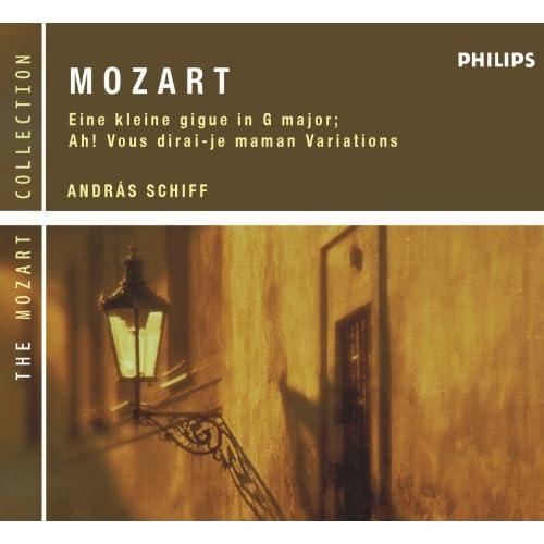 "Amazon.com: Mozart: Twelve Variations in C on ""Ah, vous dirai-je Maman"