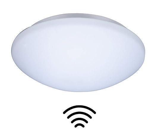 ZEYUN Lámpara de pared y techo LED con detector de movimiento de alta frecuencia fabricada con