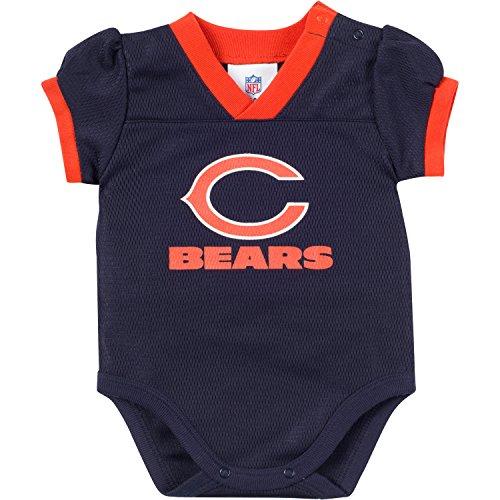 Gerber Chicago Bears Baby Dazzle