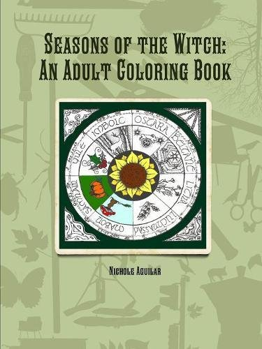pagan coloring book - 8