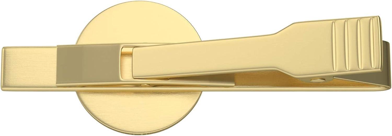 HOF Trading US Navy Surface Warfare Enlisted Military Veteran Served Gold Tie Clip Tie Bar Veteran Gift