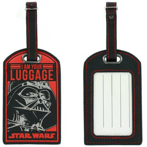 Star Wars Luggage Darth Vader