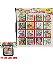 $29 » 486 in 1 Game Cartridge, DS Game Pack Card Compilations, Super Combo Multicart for Nintendo DS, NDSL, NDSi, NDSi LL/XL, 3DS, 3DSLL/XL, New 3DS, New 3DS LL/XL, 2DS, New 2DS LL/XL
