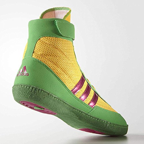 Combat 4 Adidas Speed Green Scarpe Wrestling TKc1JlF