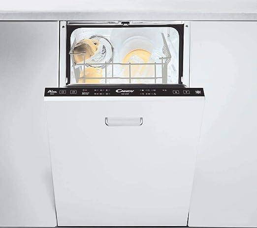 Candy 32900605 Lavavajillas 45cm 9 servicios, Blanco: 261.63 ...