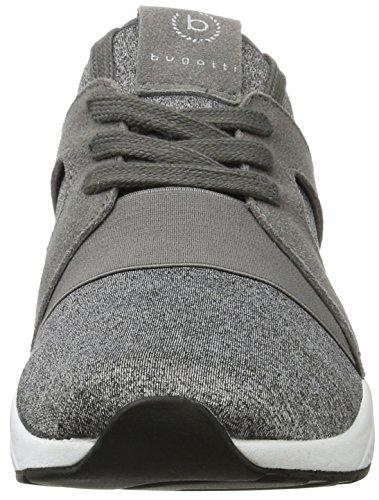 Grey Bugatti Grau Sneaker Damen 441270606014 Multicolour Dark WYq1YZrwR