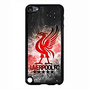 Custom Livepool Football Club Logo Collection Phone Case Hrad Plastic Case Cover For Ipod Touch 5