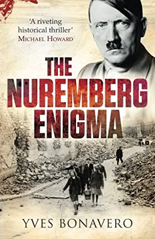 book cover of The Nuremberg Enigma