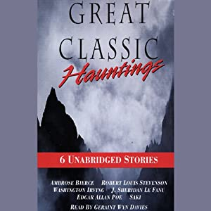 Great Classic Hauntings Audiobook