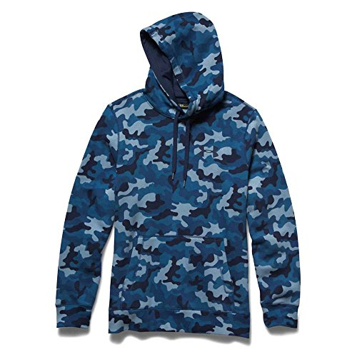 3ca8d730d0c60 Under Armour Men's UA Rival Fleece Printed Hoodie - Import It All