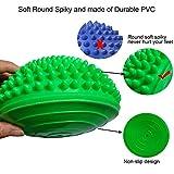 SeeuFun 6 Pack Hedgehog Balance Pods, Soft Spiky