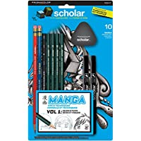 10 Pc. Prismacolor Scholar Manga Drawing Set