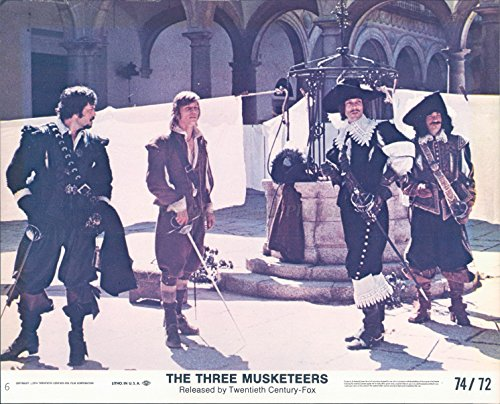 1970 Photo Three Musketeers Oliver Reed Actor Famous Robert London (Oliver Reed Actor)