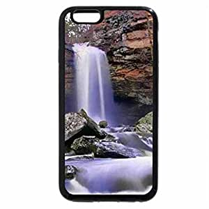 iPhone 6S Plus Case, iPhone 6 Plus Case, Waterfalls flowing as Smooth as Silk