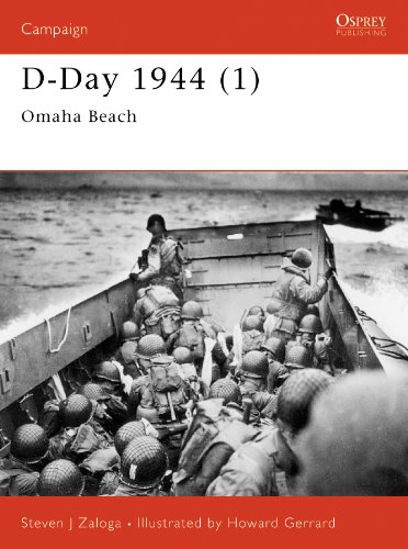 Omaha Tools - D-Day 1944 (1): Omaha Beach (Campaign Book 100)