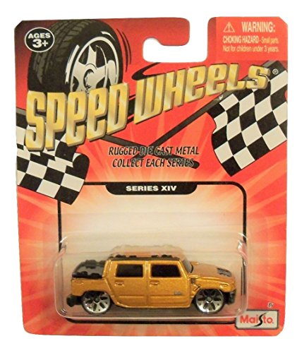 2001 Hummer H2 Sut - Speed Wheels 2001 Hummer H2 SUT Concept ~ Golden Brown (Series XIV)