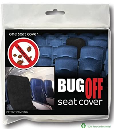 Swell Amazon Com Bugoff Bed Bug Seat Cover Protector Black Ocoug Best Dining Table And Chair Ideas Images Ocougorg