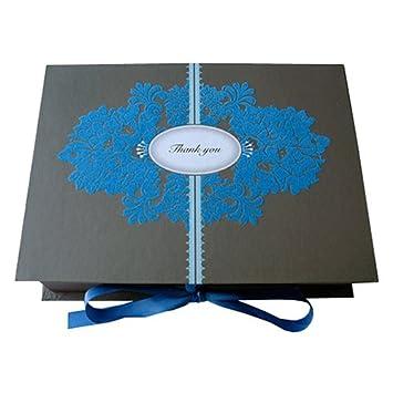 Amazon.com: Signature Line Boxed Tarjetas de agradecimiento ...