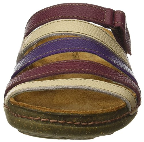 El Naturalista Women's N327 Soft Grain Torcal Open-Toe Sandals Red (Rioja Mixed) wide range of online BFgEpsgxX5