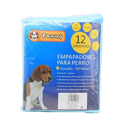 YOMMY® Empapadores Perros Para Mascotas Toallitas de entrenamiento para mascotas 50 x 40 cm YM-0298(120 Unidades)