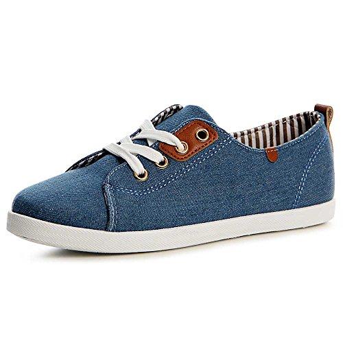 Chiaro Azzurro Donna Donna Sneaker Azzurro Donna Topschuhe24 Sneaker Topschuhe24 Chiaro Topschuhe24 fqqdcyz