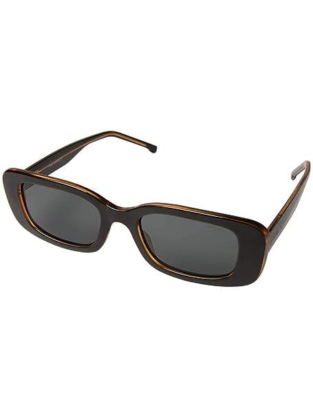 Amazon.com: Komono marco anteojos de sol en negro CLEMENTINE ...
