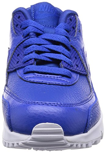 Nike Air Max 90 LTR (GS), Basses Homme Multicolore (Game Royal/Game Royal-White)