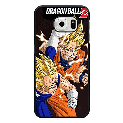 """Samsung Galaxy S7 Case, Samsung Galaxy S7 Cases, Dragon Ball Dbz Goku Majin Vegeta Hard Plastic Drop Protection Snap On PC Case Cover For Samsung Galaxy S7 5.1""""(Not Fit S7 Edge)"""
