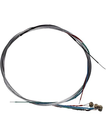 1//4/kit di corde per violino nickel Chromium Wound con anima in acciaio da Sotendo
