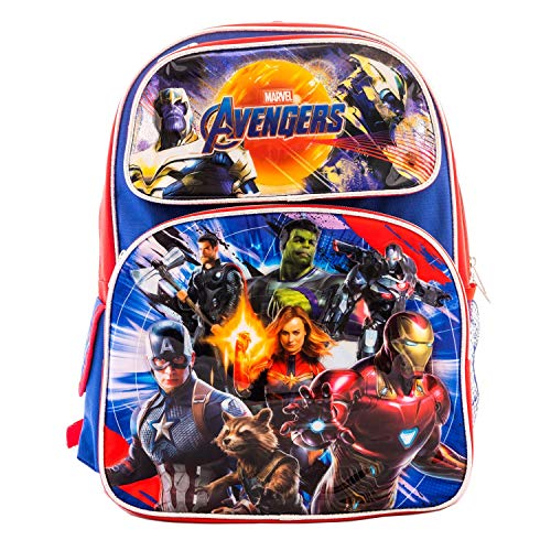 Avengers End Game Backpack