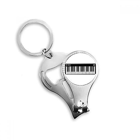 BeatChong Vitalidad eléctrica Piano La música Suena Llavero ...