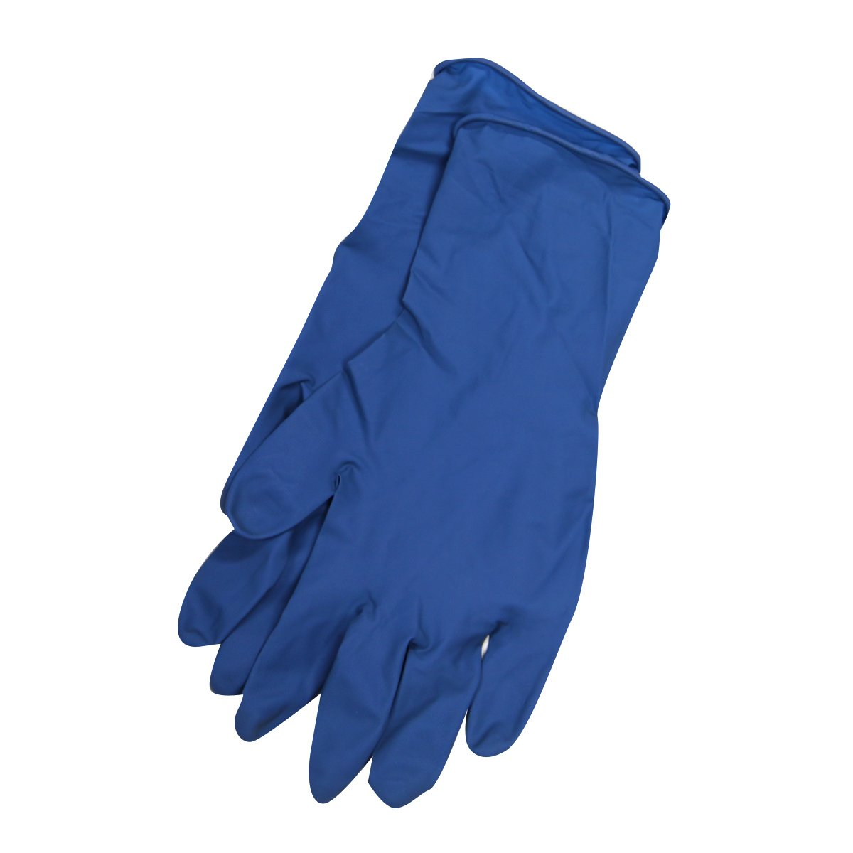 Trimaco 01917 Latex Gloves, 50 Count- Blue by Trimaco