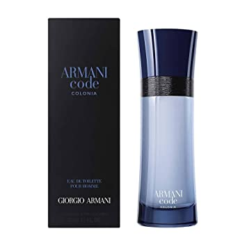 Giörgio Armäni Cöde Coloniå Còlogne For Men 2.5 oz Eau De Toilette Spray