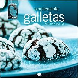 Book Simplemente galletas (Spanish Edition)