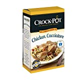 Kitchen & Housewares : Crock-Pot Delicious Dinners Chicken Cacciatore, 7.50-Ounce