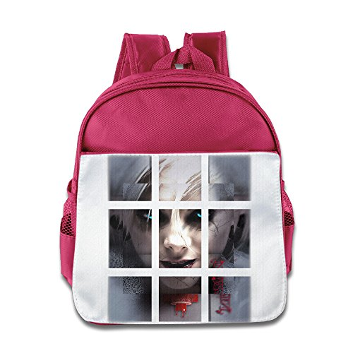 Jade Custom Cute IN THIS MOMENT RISING DEAD Heavy Metal Band Teenager School Bagpack Bag For 1-6 Years Old Pink - Old Samsung Microwave