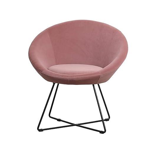 JIAJU Modernos y cómodos sillones tapizados de Acento Sofá ...