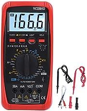 Handheld Automotive Toerenteller Meter Lcd-scherm Digitale Multimeter Frequentie Weerstand Capaciteit Amp Volt Ohm Tester Auto Onderhoud Accessoires