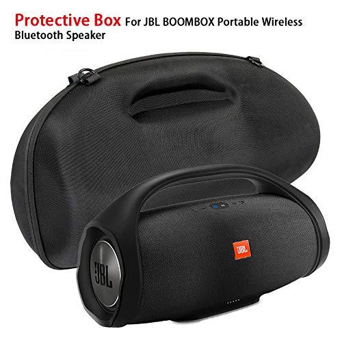 جعبه محافظ OUYAWEI TOP برای JBL Boombox قابل حمل بی سیم بلوتوث قابل حمل کیسه حمل کیسه حمل EVA مورد