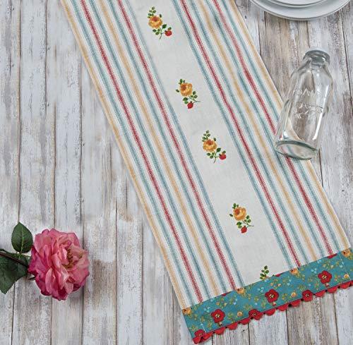 Kay Dee Designs Country Fresh Table Runner, 13