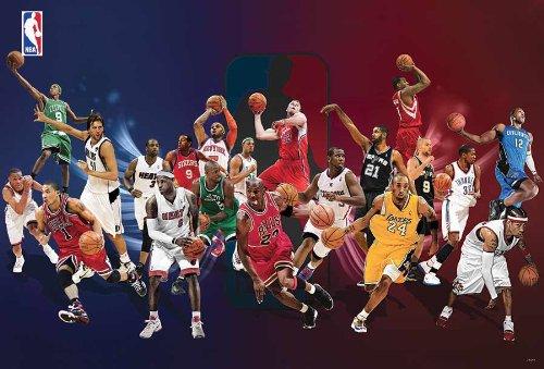 J-4544 Basketball Nba All Star Wall Decoration Poster#1 . Rare New - Image Print Photo