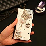 IPhone Case for Iphone and Samsung Smart Phones. Perfume Bottle Shaped with Chain Handbag Telephone Case Lovely Style Color White (samsung galaxy s4)