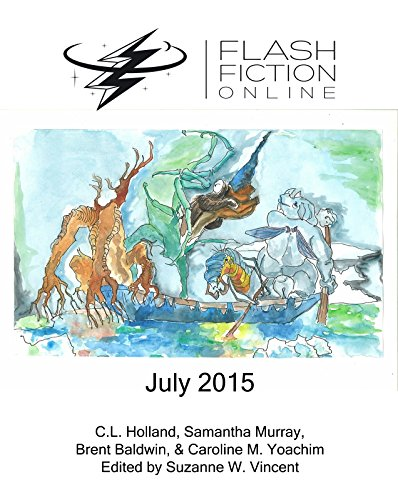 Flash Fiction Online - July 2015
