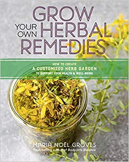 Grow Your Own Herbal Remedies How To Create A Customized Herb