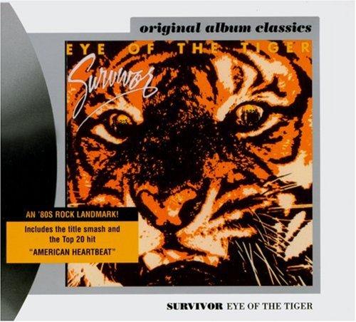 Download mp3 full flac album vinyl rip Survivor - Eye Of The Tiger / Silver Girl (Vinyl)